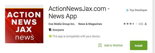 Download News App | WJAX-TV