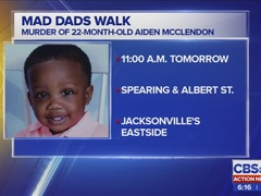 Memorial held for 22-month-old killed in drive-by shooting