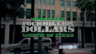 Action News Jax Investigates: City paid $4 million for missing items