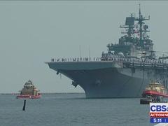 Sources: Navy job cuts won