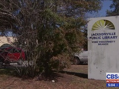 Mother claims son was attacked inside Jacksonville Westside library