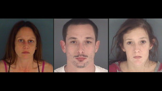 Four arrested after cops say they were squatting at Orange Park home
