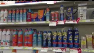 Consumer Reports tests and rates sunscreens