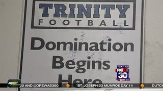 Trinity Christian football forced to forfeit 8 games for 2016 season