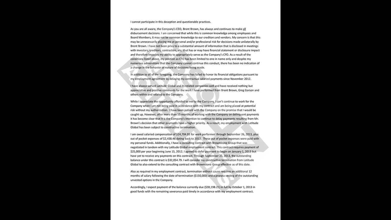 Latitude 360 cfo resignation letter reveals company was 20 million read the letter page 1 page 2 spiritdancerdesigns Choice Image