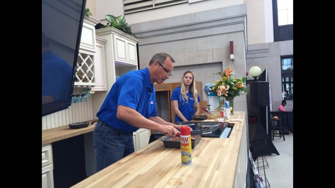 Gallery: Chief Meteorologist Mike Buresh Hosts Cooking Show At Jacksonville  Home And Patio Show