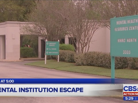 Mental Health Facility Tightens Security Following Escape By Patient