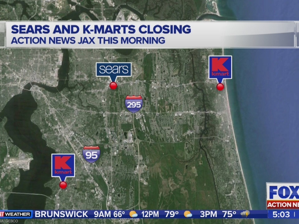 Sears in regency 2 jacksonville kmart stores to close wjax tv gumiabroncs Images