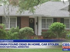 Man accused of killing 65-year-old Brunswick woman