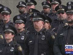 Law enforcement honors fallen Jacksonville officers