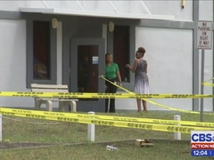 Mother murdered taking child to doctor