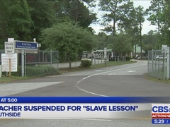 DCPS: Teacher asks student to act like slaves, violated ethics