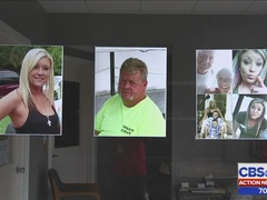 Clay shooting victims honored at salon vigil