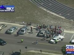 Gunfire strikes Jefferson Davis Middle School, lockdown lifted