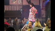 Hamburger Mary's co-owner Ashley Wright goes undercover in one of his restaurants on CBS'