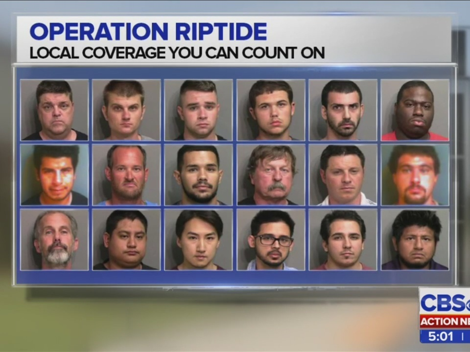 18 arrested in 'Operation Riptide' | WJAX-TV
