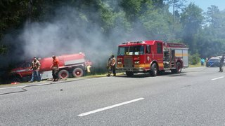 Firefighters face equipment failures after deadly crash in Baker County