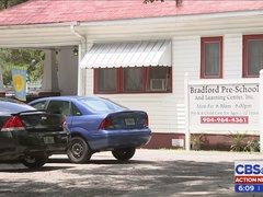 Mom claims child was left bleeding from injury at Starke day care