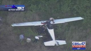 20-year-old rescued after plane crash in Putnam