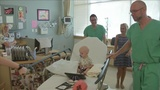 Boy who traveled from England completes final treatment at UF Proton Therapy Institute