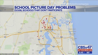 Low-income schools receive pictures after Action News Jax investigation