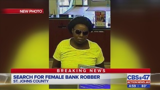 SJSO: Bank of America in St. Johns County robbed