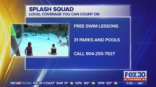 City to offer free swim lessons to youth