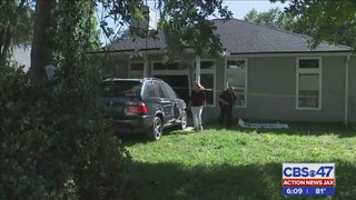 Family hoping to move in on time after SUV crashes into their home