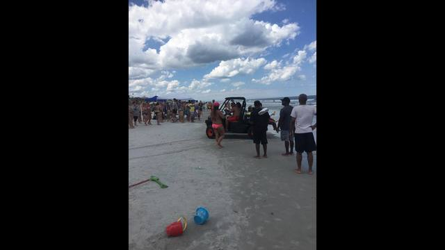 Suspected shark attacks in Florida, California over holiday weekend