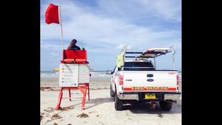 Red flags continue to fly after 18 rescues at St. Johns County beaches