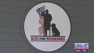 Facebook birthday donations making major difference for K9s for warriors