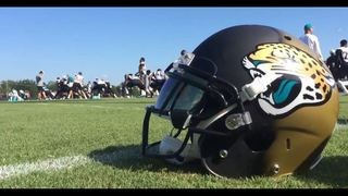 Training camp begins for Jaguars