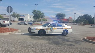 Jacksonville officers give all clear after suspicious package at Academy Sports