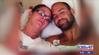 Man loses part of leg saving fiancee in Vilano Beach boating accident