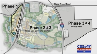 Massive development planned for Race Track Road and I-95