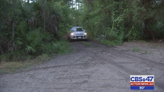 Neighbors concerned about safety of mostly unpaved North Jacksonville road
