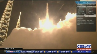SpaceX successfully launches, lands rocket