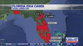 New Zika case not linked to travel