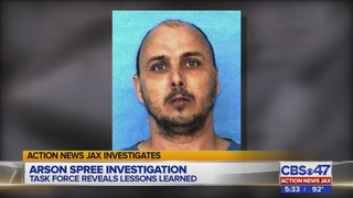 Incarcerated man could be connected to St. Augustine arsons