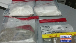 3 kilos of cocaine found on JetBlue planes in Lake City