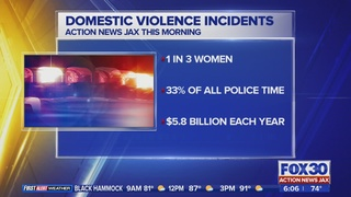 Domestic violence causes nearly 1,300 deaths a year