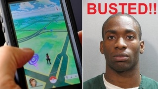 Pokémon Go players help police catch Atlantic Beach burglar