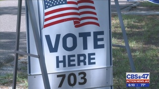 Early voting locations, times in Florida