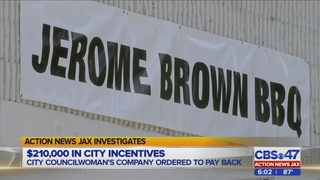 Company owned by Jacksonville city councilwoman has yet to repay tax dollars