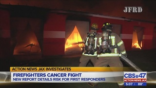 Action News Jax Investigates: New report details risks first responders face