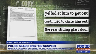 Report: Atlantic Beach woman chases away intruder before he exposes himself