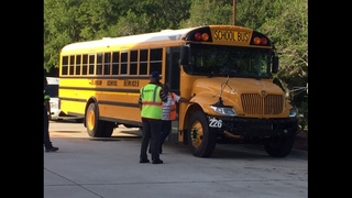 School bus crash in Baymeadows under investigation
