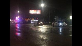 Pedestrian killed in crash on Beach Blvd.