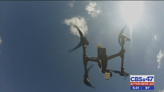 New rules for commercial drones go into effect