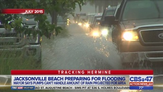 Northeast Florida braces for effects of Tropical Storm Hermine